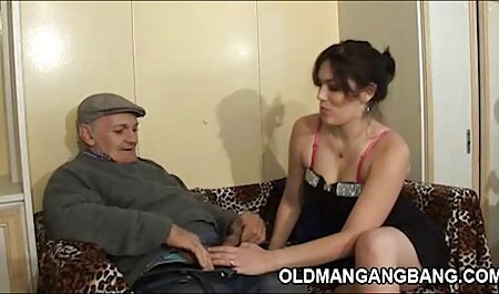 Masajista pelirroja rimming y tijeras con nena faking tv porno de ébano